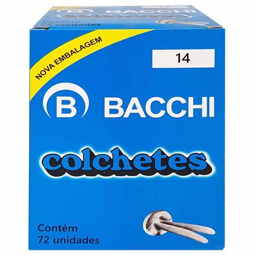 Colchete-Nº14-Bacchi-72-Unidades