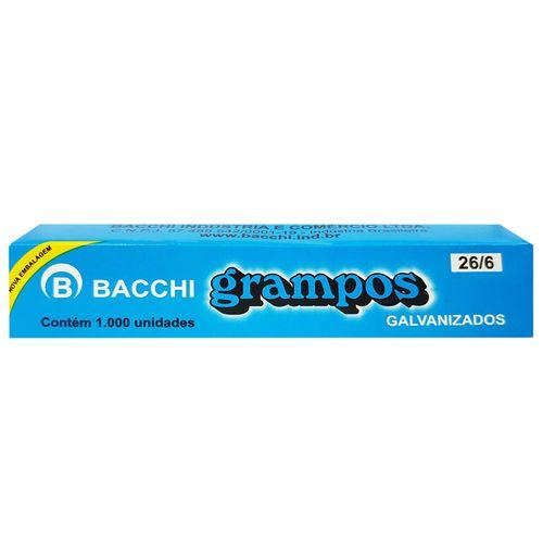 Grampo-266-Gavanizado-Bacchi-1000-Unidades