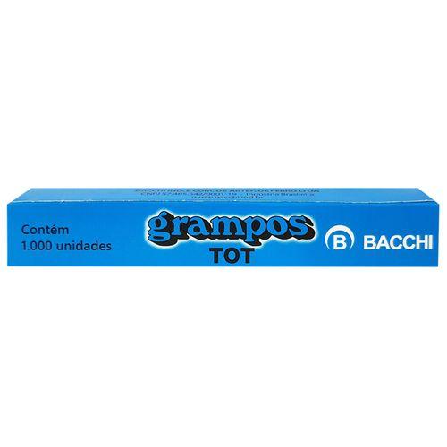 Grampo-Tot-Gavanizado-Bacchi-1000-Unidades