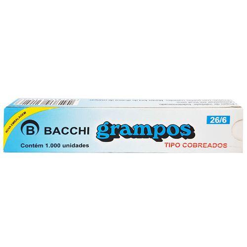 Grampo-266-Cobreado-Bacchi-1000-Unidades