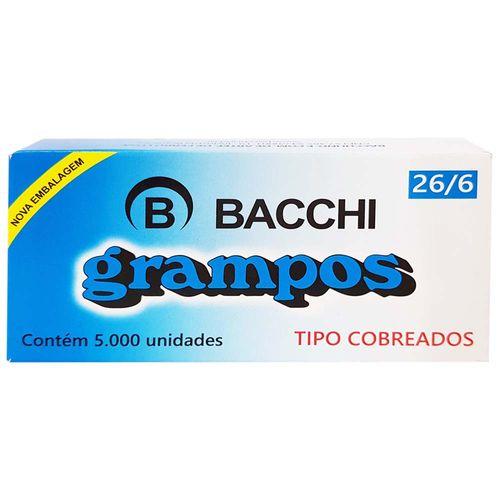 Grampo-266-Cobreado-Bacchi-5000-Unidades