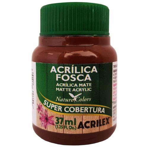 Tinta-Acrilica-Fosca-37ml-526-Marrom-Escuro-Acrilex