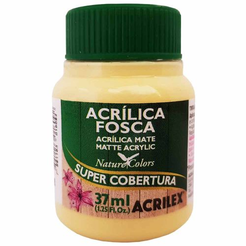 Tinta-Acrilica-Fosca-37ml-808-Amarelo-Bebe-Acrilex