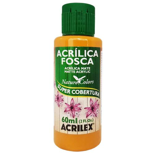 Tinta-Acrilica-Fosca-60ml-564-Amarelo-Ocre-Acrilex