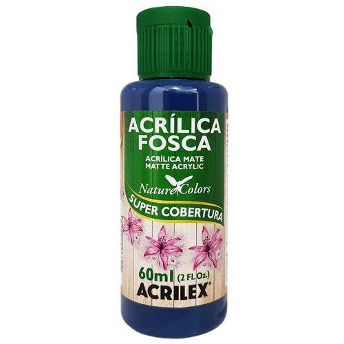 Tinta-Acrilica-Fosca-60ml-824-Azul-Seco-Acrilex