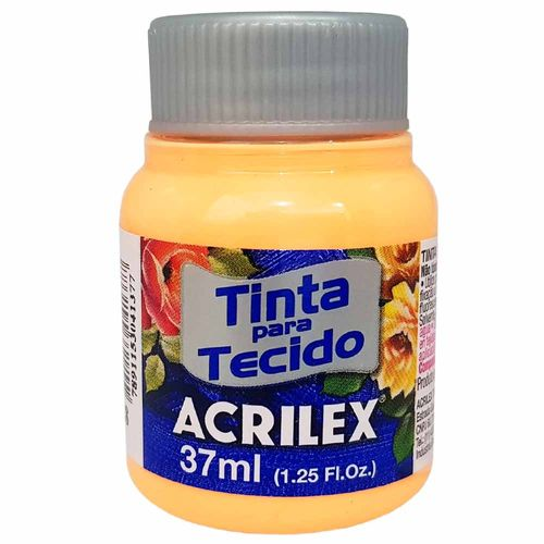 Tinta-para-Tecido-37ml-518-Salmao-Acrilex