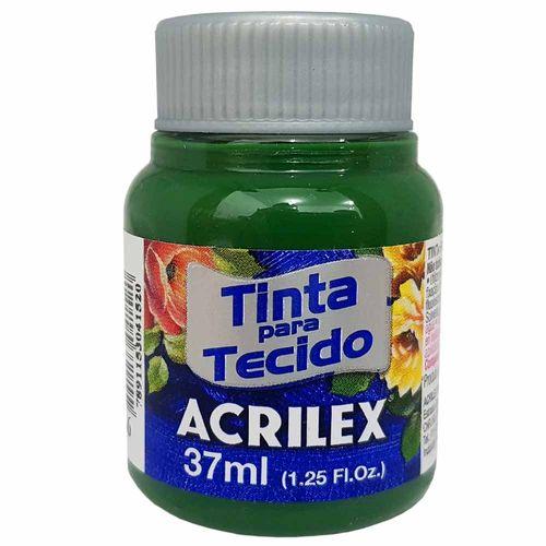 Tinta-para-Tecido-37ml-546-Verde-Pinheiro-Acrilex