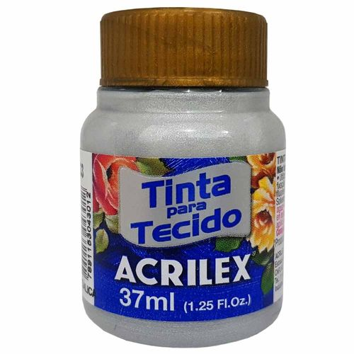 Tinta-para-Tecido-37ml-533-Prata-Acrilex