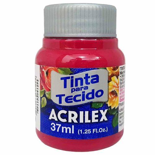 Tinta-para-Tecido-37ml-509-Vermelho-Carmim-Acrilex