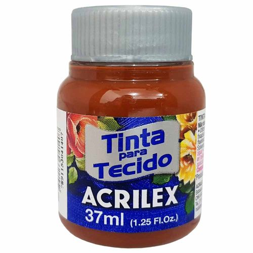 Tinta-para-Tecido-37ml-531-Marrom-Acrilex
