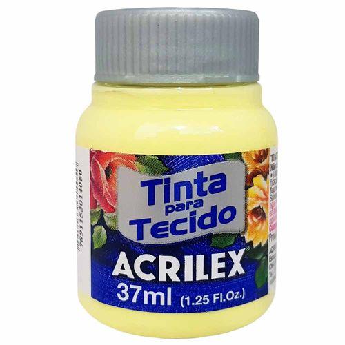Tinta-para-Tecido-37ml-808-Amarelo-Bebe-Acrilex