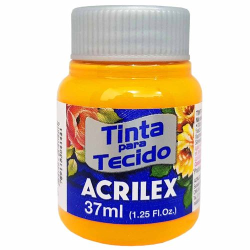 Tinta-para-Tecido-37ml-536-Amarelo-Cadmio-Acrilex