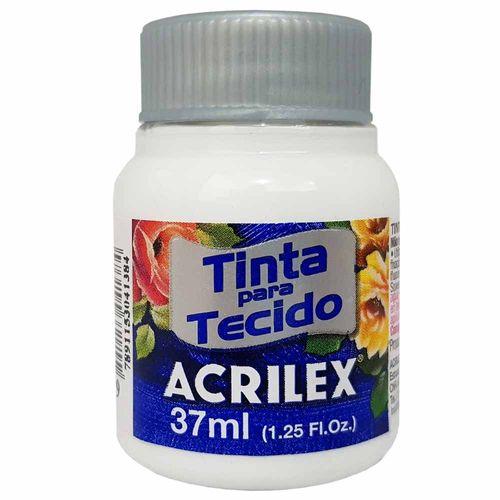 Tinta-para-Tecido-37ml-519-Branco-Acrilex