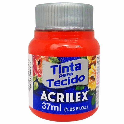 Tinta-para-Tecido-37ml-801-Tangerina-Acrilex