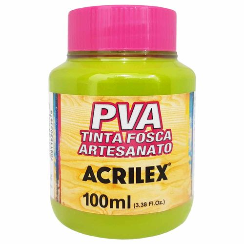 Tinta-PVA-Fosca-100ml-570-Verde-Pistache-Acrilex