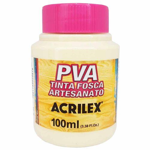 Tinta-PVA-Fosca-100ml-834-Palha-Acrilex