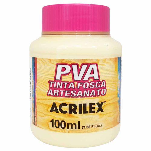 Tinta-PVA-Fosca-100ml-529-Marfim-Acrilex