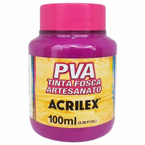 Tinta-PVA-Fosca-100ml-549-Magenta-Acrilex