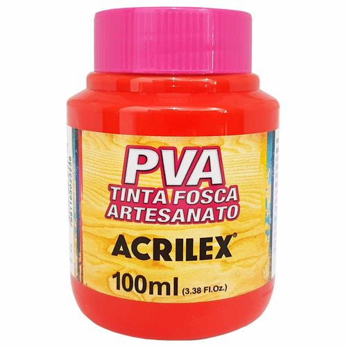 Tinta-PVA-Fosca-100ml-507-Vermelho-Fogo-Acrilex