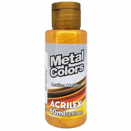 Tinta-Acrilica-Metal-Colors-60ml-598-Dourado-Solar-Acrilex