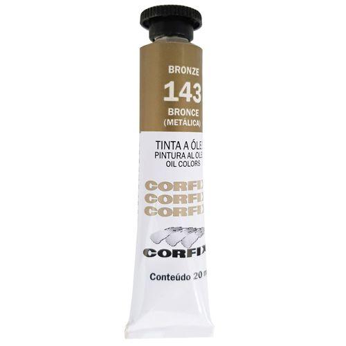 Tinta-Oleo-20ml-143-Bronze-Corfix