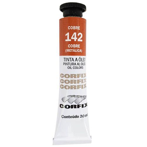Tinta-Oleo-20ml-142-Cobre-Corfix