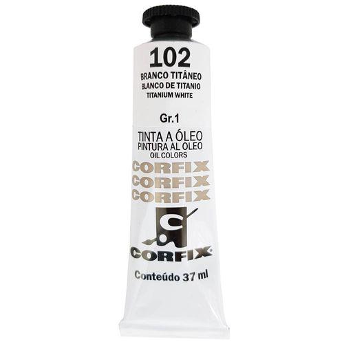 Tinta-Oleo-37ml-102-Branco-Titaneo-Corfix