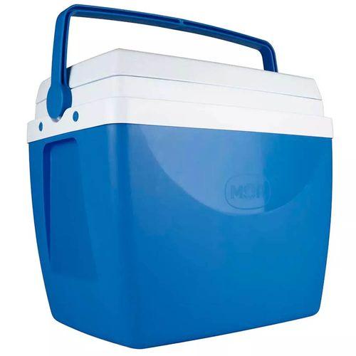 Caixa-Termica-34-Litros-Azul-com-Alca-Mor