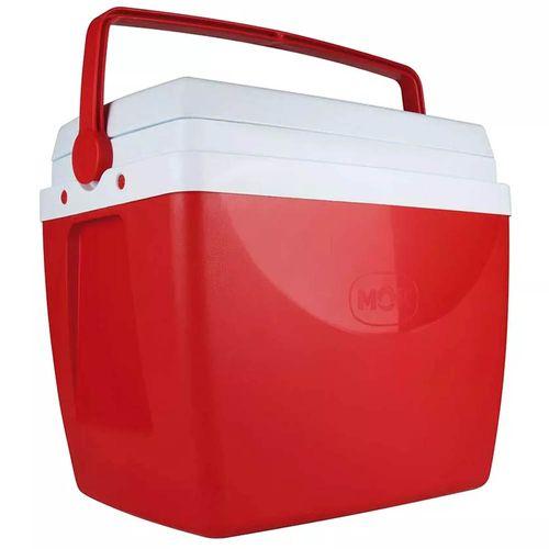 Caixa-Termica-34-Litros-Vermelha-com-Alca-Mor
