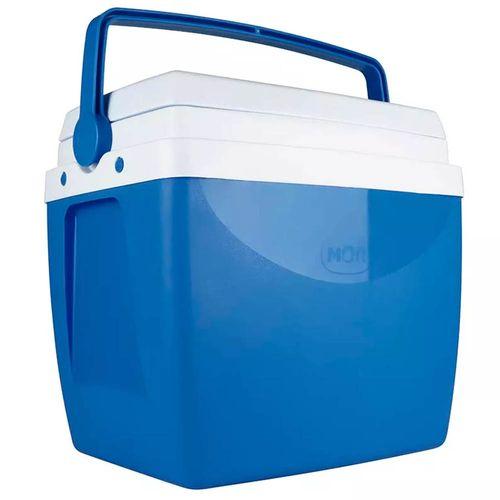 Caixa-Termica-26-Litros-Azul-com-Alca-Mor