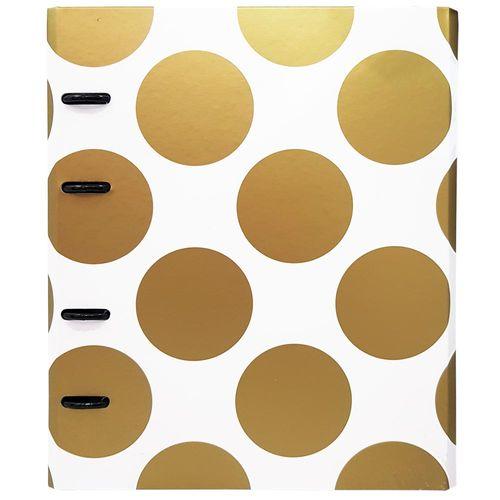 Caderno-Gold-e-Kraft-FC-177-Branco-Otima