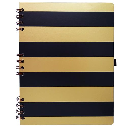 Caderno-Gold-e-Kraft-177-Preto-Otima