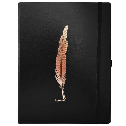 Caderno-Noir-Papertalk-Ultra-Pena-Otima