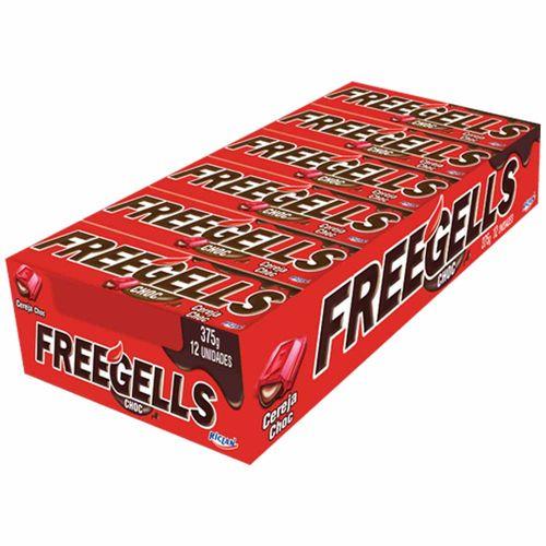 Drops-Freegells-Choc-Cereja-Riclan-12-Unidades