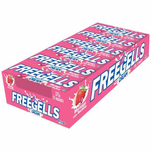 Drops-Freegells-Cream-Morango-Riclan-12-Unidades