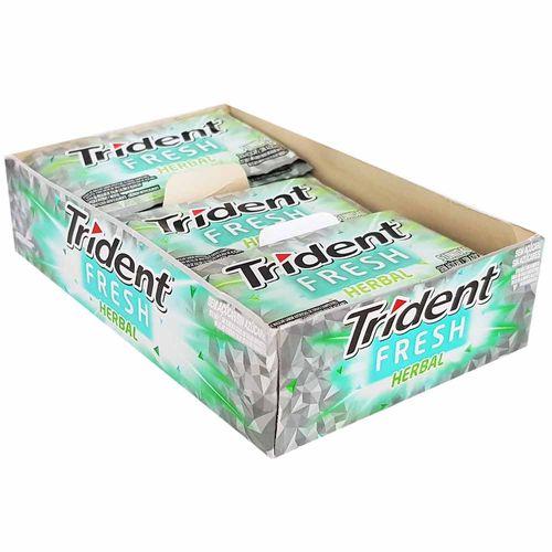 Chiclete-Trident-Fresh-Herbal-Mondelez-21-Unidades