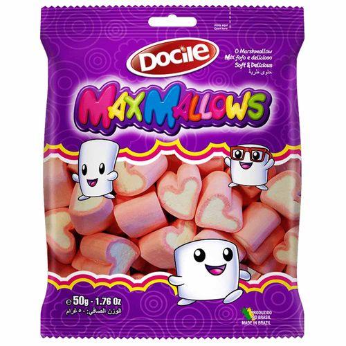 Marshmallow-Coracao-Morango-250g-Docile