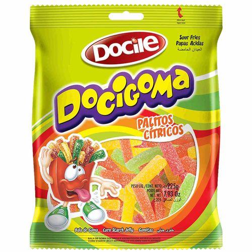 Bala-de-Goma-Docigoma-Palitos-Citricos-225g-Docile