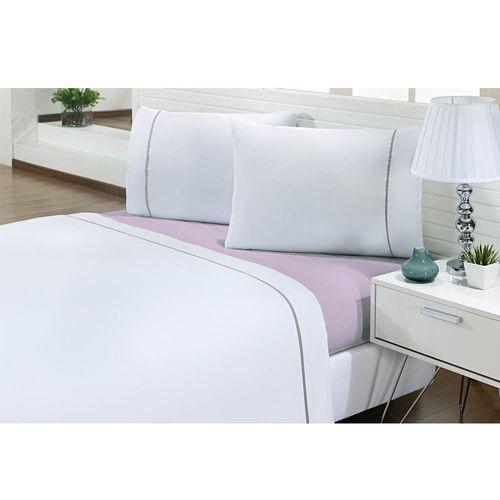 Jogo-de-Cama-Casal-200-Fios-Prime-One-Lilas-Textil-Lar