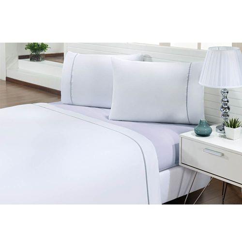 Jogo-de-Cama-Queen-200-Fios-Prime-One-Azul-Claro-Textil-Lar