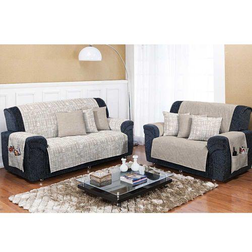 Capa-para-Sofa-Dupla-Face-Decore-Areia-Textil-Lar