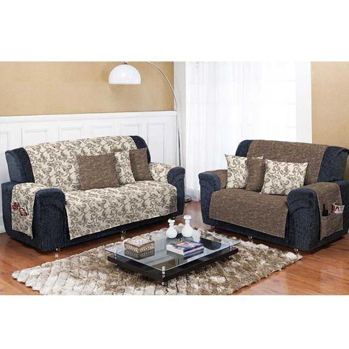 Capa-para-Sofa-Dupla-Face-Decore-Tabaco-Textil-Lar