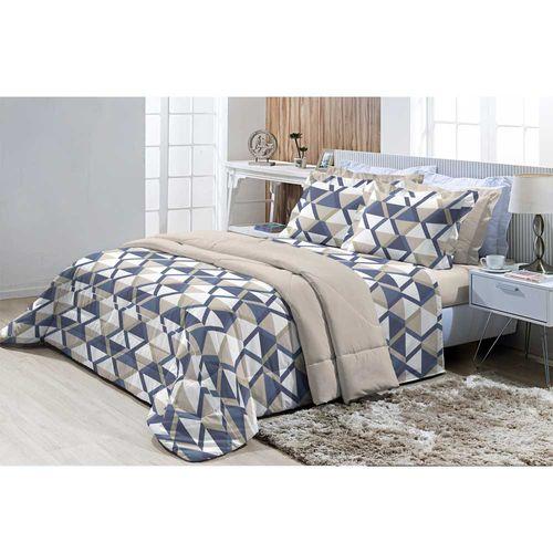 Edredom-Casal-Dupla-Face-180-Fios-Innovare-Kansas-Textil-Lar
