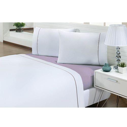 Jogo-de-Cama-Solteiro-200-Fios-Prime-One-Rosa-Queimado-Textil-Lar