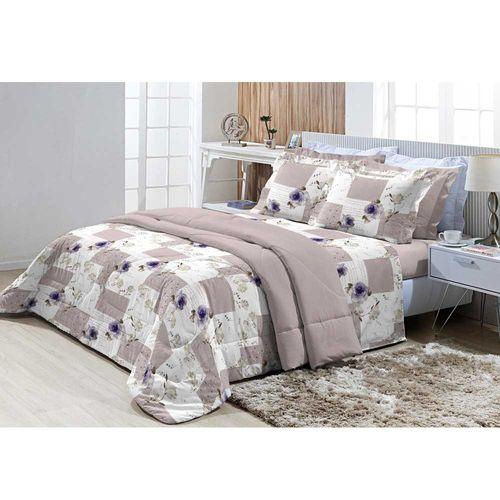 Jogo-de-Cama-Solteiro-200-Fios-Top-Confort-Provence-Textil-Lar