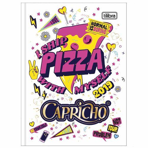 Agenda-2019-Tilibra-Capricho-Petit-Pizza