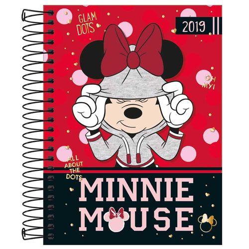 Agenda-2019-Tilibra-Minnie-Moletom