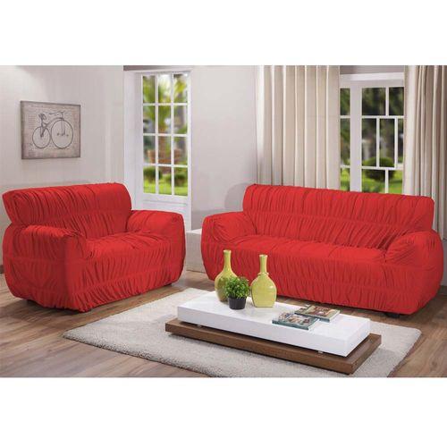 Capa-para-Sofa-21-Elasticos-Vermelha-Arte---Cazza