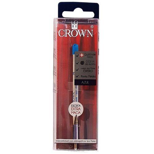 Carga-para-Caneta-Crown-CA14007A-Azul