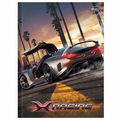 Caderno-Brochurao-X-Racing-96-Folhas-Tilibra-